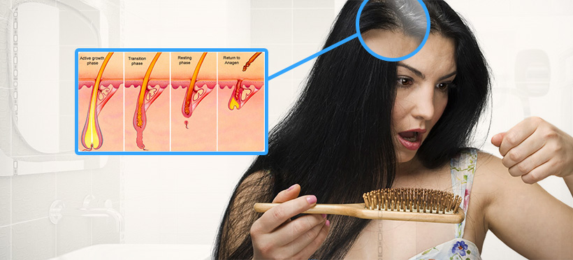 How Does Hair Loss Occur?
